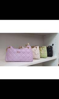 多色#時尚流行肩背包#手提包(1個)凡6/20~6/30購買-幫付運費一半(折價$30)