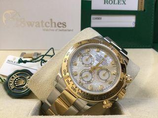 二手 Rolex  Daytona 116503NG 停產- 28watches