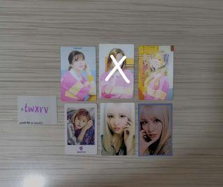 [ wts ] twice misc non album photocards