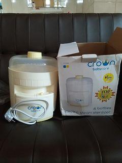 Cron Steam Sterilizer 6 botol