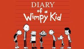 DIARY OF WIMPY KID BOOKS (BRANDNEW)