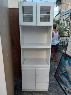 "Duco Finish Kitchen Cabinet 24""L x 16""W x 71""H"