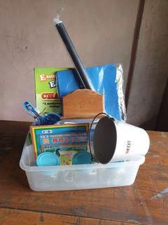 Educational toys and materials bundle 2