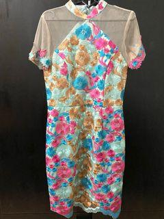 Floral dress Jumpsuit