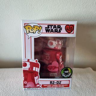 Funko R2-D2 Valentine's Popcultcha Exclusive