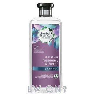 Herbal Essences Moisture Rosemary & Herbs Shampoo/Conditioner (400ml)