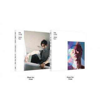 [UNSEALED] Instock shinee jonghyun story op 2 photo ver