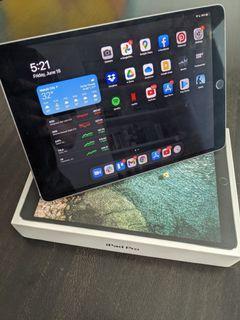 iPad Pro 10.5 256gb wifi space grey