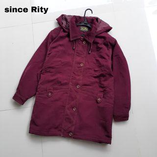 Jaket wanita since rity second import