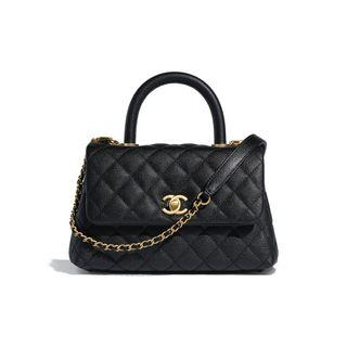 Just bought this! Chanel Coco Handle Mini Bag