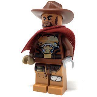 LEGO Overwatch McCree