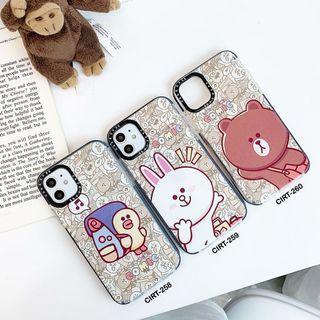 Lien & Friends 2 - Anti Knock iPhone Case/ Anti Crack Soft Case iPhone