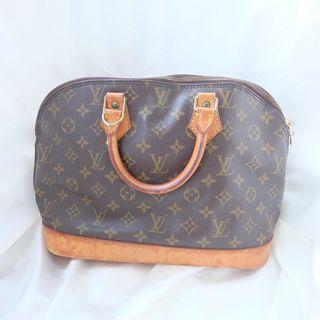 LV Louis Vuitton Alma Monogram Vintage Hand Bag