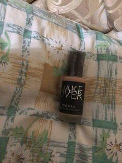 Make over powerskin radiant tinted moisturizer 03 beige