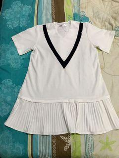 MIDI BLOUSE for WOMAN/BREASTFEEDING fit to M
