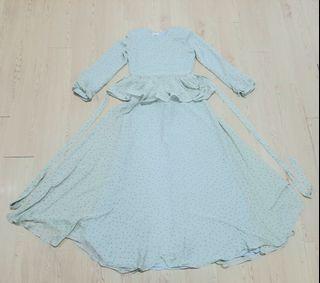 Minimalace Elsa Green Dress