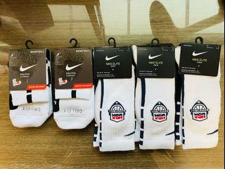 Nike 一代中統菁英襪 美國隊