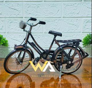 Promo Termurah Diecast Miniatur Sepeda Onthel Cewek - Sepeda Jawa
