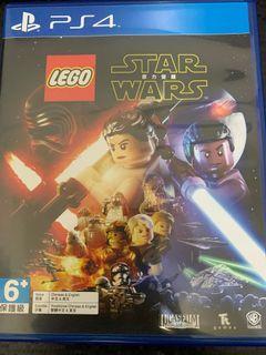 PS4 樂高星際大戰 原力覺醒 中文版