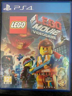 PS4 樂高玩電影 THE LEGO MOVIE VIDEO GAME (英文版)