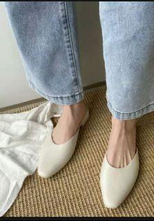 slip on flat shoes