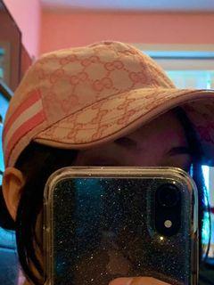 Super cute pink Gucci hat