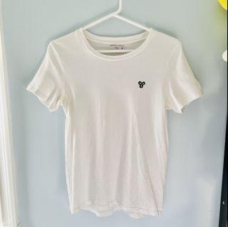 Tna logo white t-shirt!