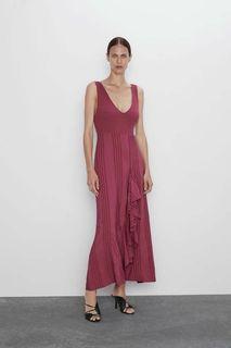 Zara Contrast Dress