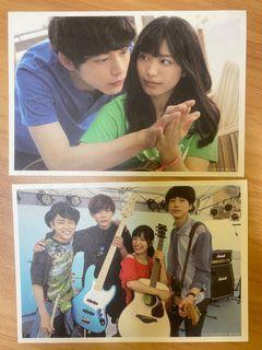 坂口健太郎😍與妳的第100次戀愛 電影明信片(2入)