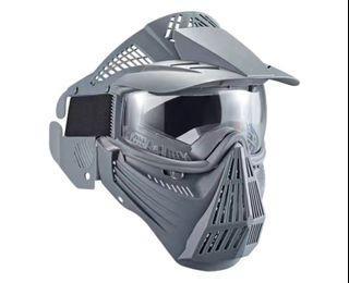 (2pc/2件) 運動防風眼罩面罩 (face eye mask) #pdc 800815
