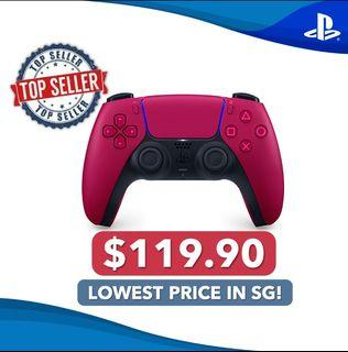 ⚡️ PS5 Cosmic Red DualSense Wireless Controller / PlayStation 5 Controller