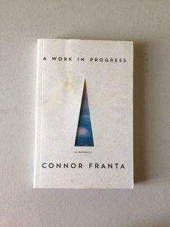 A Work in Progress by Connor Franta