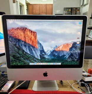 Apple iMac8,1 El Capitan & Win 10