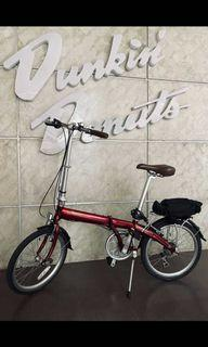 Bickerton Folding Bike