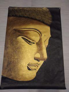 Buddha Oil ART Painting, 90 cm x 60 cm