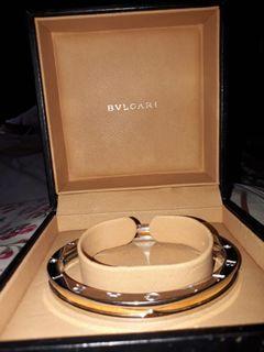 Bvlgari zero 1 bracelet solid gold  750