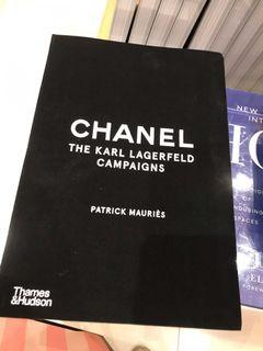 CHANEL The Karl Lagerfeld Campaign Book Thames and Hudson
