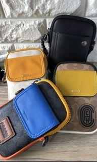 Coach phone bag authentic ready