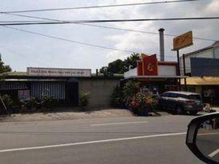 Commercial Along Aguirre BF Pque