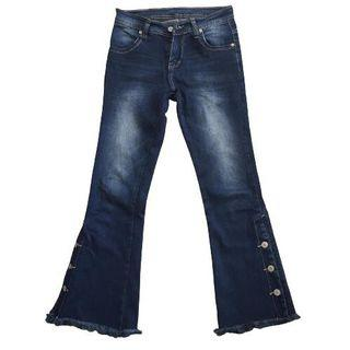 Cutbray jeans wanita