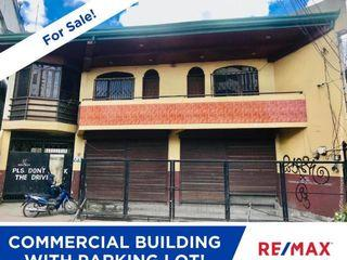 For Sale Commercial Building with Spacious Lot for Parking in Cebu Cit
