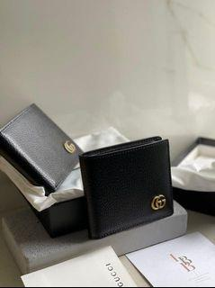 Gucci Men Bifold Wallet