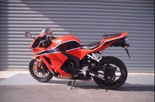 Honda CBR600RR 末代車