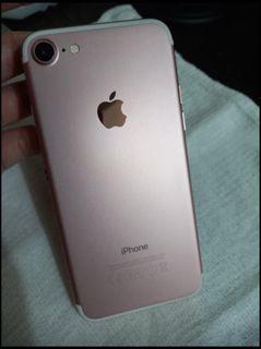 iPhone 7 (32gb) ROSEGOLD