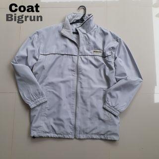 Jaket coat big run second import