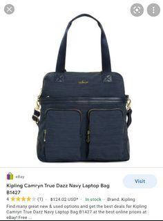 Kipling Camryn Laptop Bag