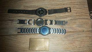 Korek st dan 3 jam tangan