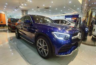 Mercedes Benz GLC300 Coupe AMG line Premium Plus