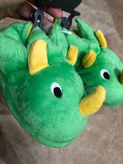 Mothercare Dino/ Dinosaur House/Room Slippers EU 28