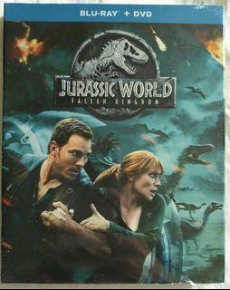 [Movie Empire] Jurassic World - Fallen Kingdom Blu-Ray + DVD